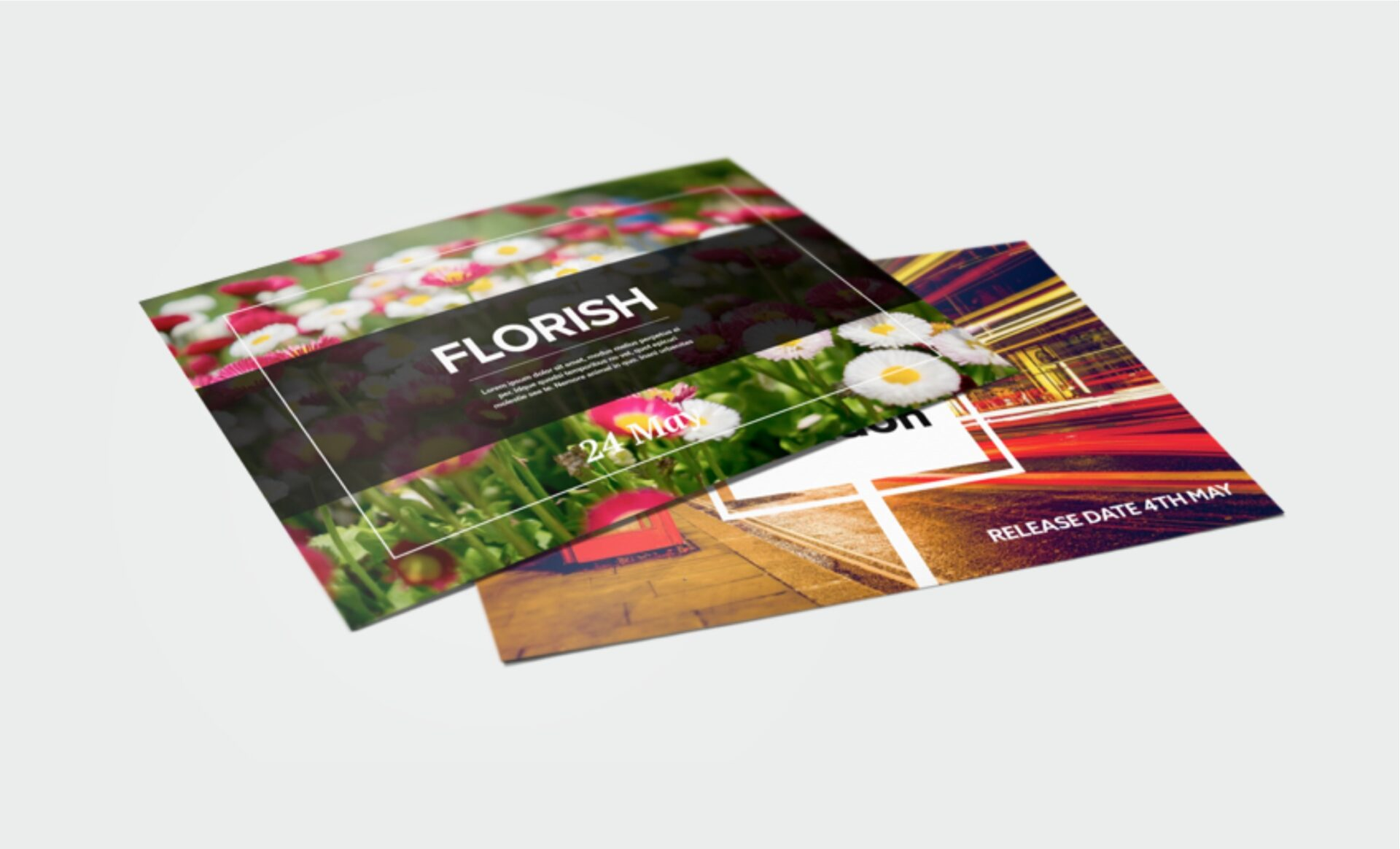 Invitations & Postcards