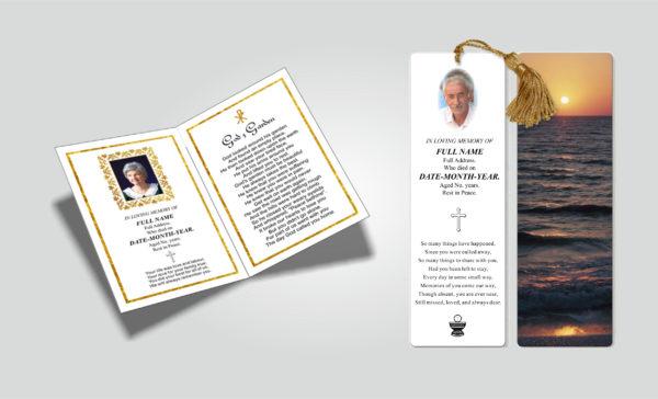 Memorial Cards